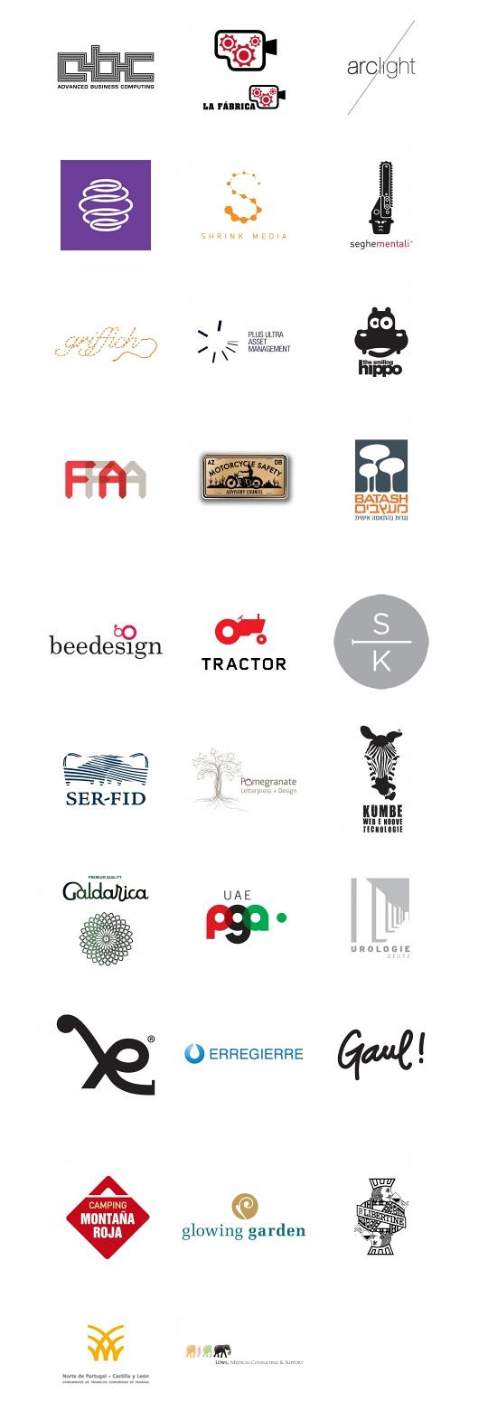 全球标志设计年鉴2009年优秀作品全集