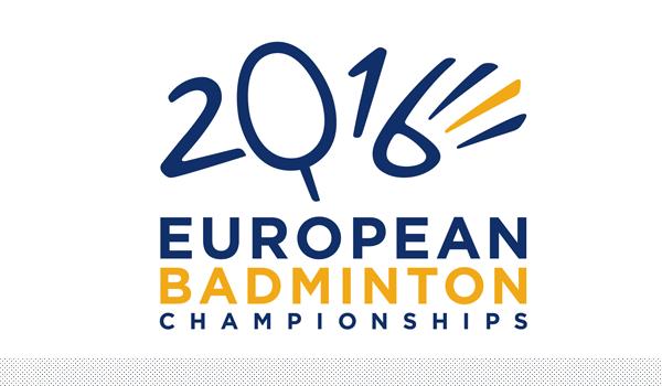 青岛知行天下:年欧洲羽毛球锦标赛会徽发布