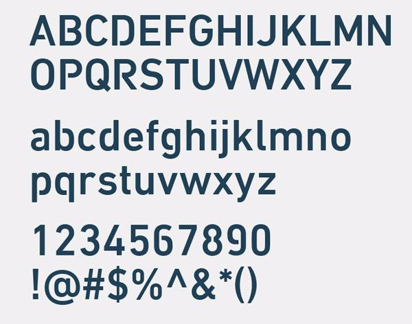 编程字体矢量图