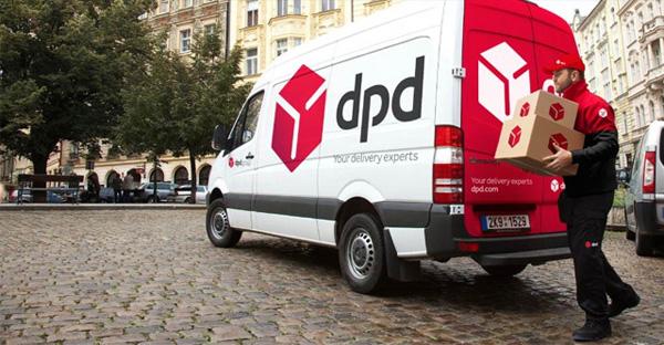 德普达快运(dpd)集团logo欣赏-成都新动力平面设计