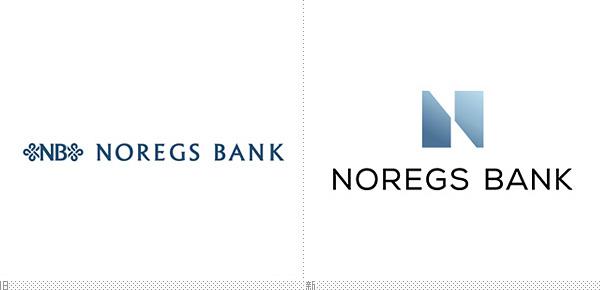 挪威中央银行新logo_广州logo设计公司