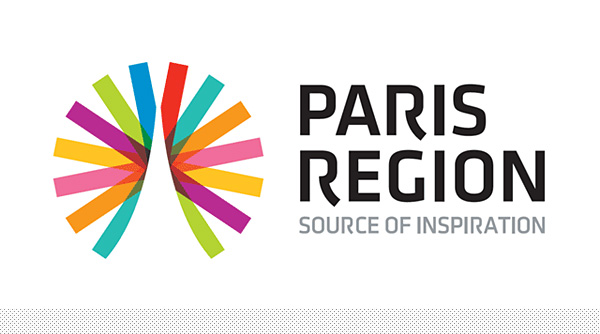 法国巴黎大区(paris region)新logo