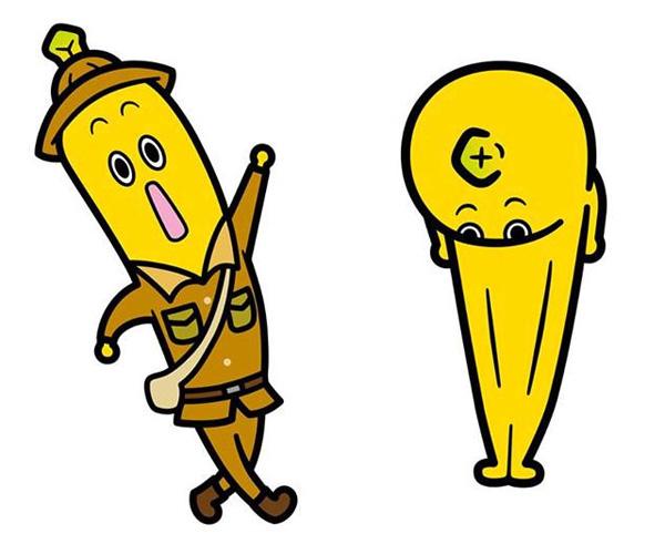 东京电视台50周年吉祥物设计引吐槽