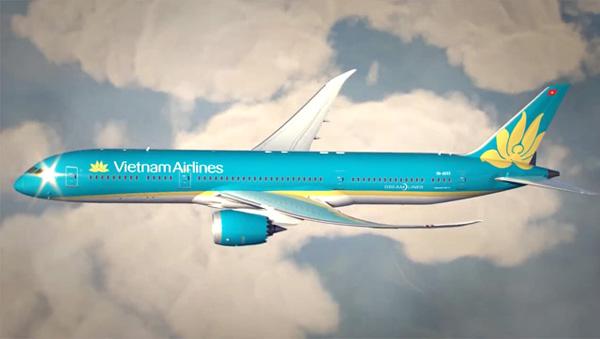 越南国家航空更新logo
