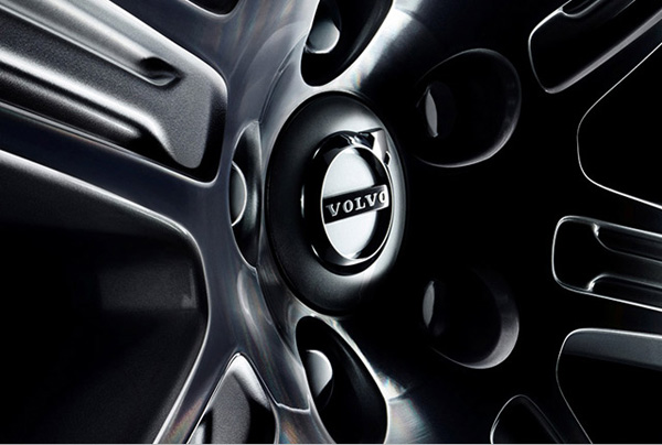 沃尔沃 volvo 新logo 高清图片